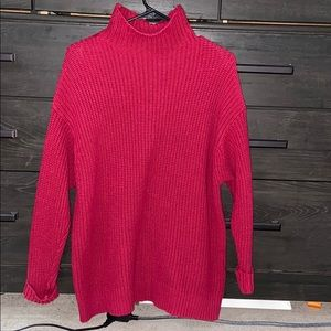 Oversized AMERICAN EAGLE turtle neck sweater